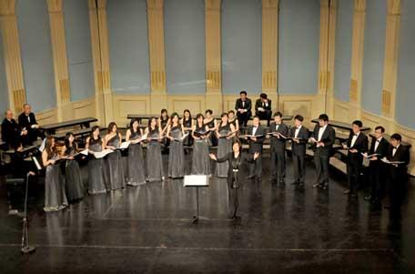 上海爱乐合唱团